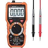 Neoteck Multímetro Digital 6000 Cuentas PM18 AC Voltaje de Corriente Sin...