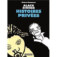 Alack Sinner, tome 8 : Histoires privées