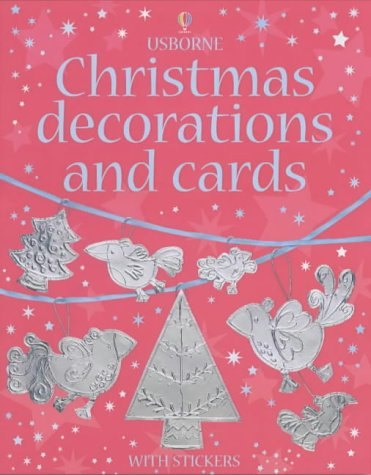 Buy Christmas Decorations and Cards (Usborne Activities) Online