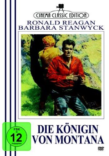Die Königin von Montana - Barbara Stanwyck, Ronald Reagan *Cinema Classic Edition* (Ronald Filme Reagan Dvd)