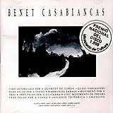 Cinc interludis per a quartet de corda: Quasi variazioni (Primer premi del IV Concurs de Joves Compoitors de JJ.MM. de Barcelona, 1983)