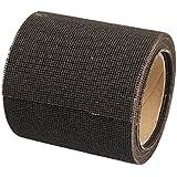 Silverline 868903 - Rollo de lija de malla abrasiva 5 m (Grano 100)