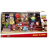 Disney Toy Story DYN69 Minis Figures (Pack of 10)