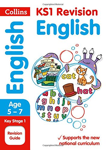 KS1 English SATs Revision Guide (Collins KS1 Revision and Practice - New Curriculum)