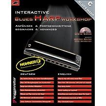 Interactive Blues Harp Workshop. CD- ROM für Windows 3.x/95/98. Für Anfänger und Fortgeschrittene. (Mit Hohner Mundharmonika)
