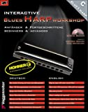 Interactive Blues Harp Workshop. CD- ROM f�r Windows 3.x/95/98. F�r Anf�nger und Fortgeschrittene. (Mit Hohner Mundharmonika) Bild