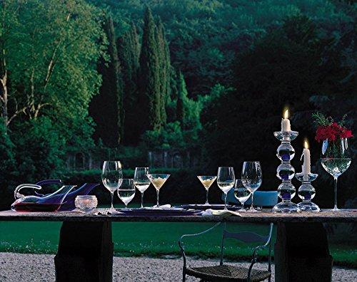 RIEDEL 6416/08 Vinum Champagner Flöte, 2-teiliges Champagnerflöten Set, Kristallglas - 6