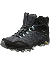 Merrell Women's Moab FST Mid Gore-TEX High Rise Hiking Boots