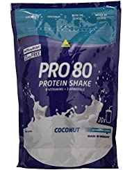 Inko ACTIVE Proteinshake Pro 80 Beutel, Cocos, 500g