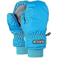 BARTS Nylon Mitts, Guantes para Niñas, Azul (Blau), 4 (Talla del fabricante: 4)