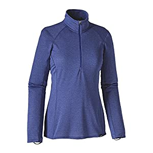Patagonia W 'S TW Zip Neck-Shirt, Damen