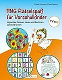 TING Rätselspaß für Vorschulkinder: Logisches Denken, Lesen und Rechnen spielend lernen