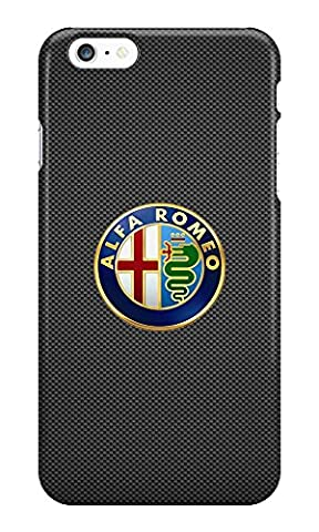 Alfa Romeo case plastic cover For Apple iPhone car design (Iphone 5 & 5s)