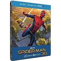 SPIDER-MAN : HOMECOMING - STEELBOOK LIMITE BD 3D + 2D