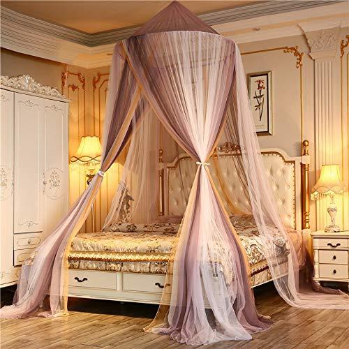 Indoor Dekorative Gehäuse (Mosquito NET Home Betthimmel Moskitonetz Lace Dome Betthimmel Fly Insektenschutz Indoor/Outdoor Dekorativ (Size : 1.2 m (4 ft) Bed))