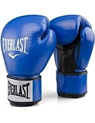 Everlast Rodney - Guantes de boxeo, color azul, talla 14oz