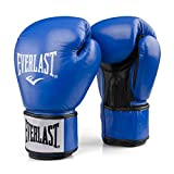 Everlast Erwachsene Boxartikel 1803 Boxing Gloves Rodney, Blue/BlacK, 12, 057205 52020