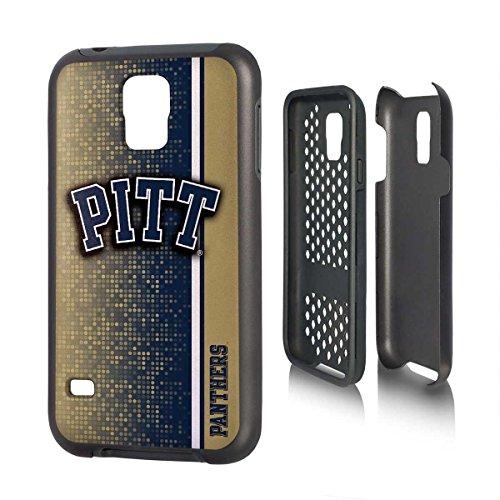 ProMark NCAA Pittsburgh Rugged Series Phone Case Galaxy S80, GALAXY S5, One Color