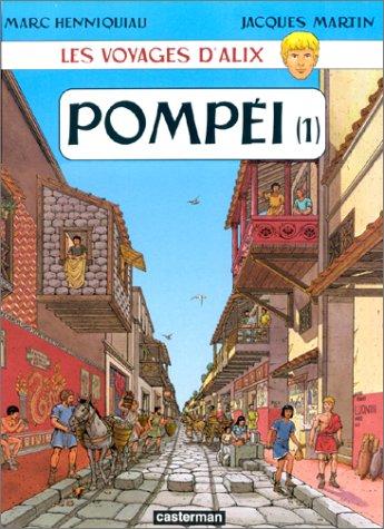 Les Voyages d'Alix, tome 1 : Pompéi