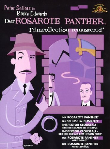 Pink Panther Film Collection remastered (7 DVDs)