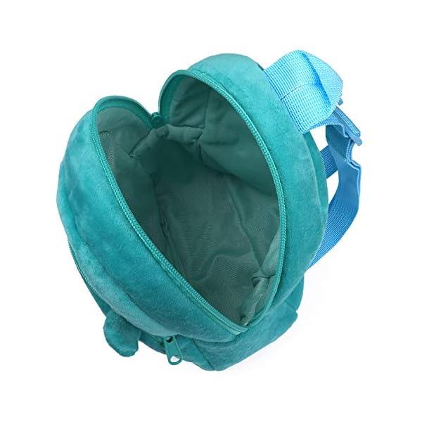 51DVSXqqgQL. SS600  - Mochila para Niños, 3D Mochila Infantiles Animal Bolsas Escolares de Niños Niñas Mochila para 2-6 Años