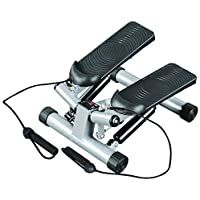 IQI FITNESS Mini Stepper Bandes de résistance étape Twist Stepper