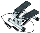IQI FITNESS Mini Stepper Widerstand Bands Schritt Twist Stepper