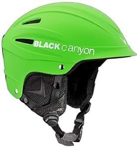 Black Canyon Ischgl Ski Helmet green Size:M