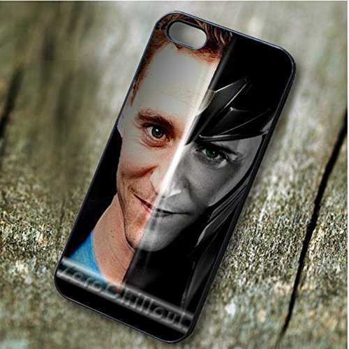 Nobel Tom Hiddleston und Loki Poster - end Für iPhone 5 or iPhone 5S or iPhone 5SE Hülle Q2C2QT