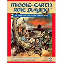 Middle Earth Role Playing (Middle Earth Game Rules, Intermediate Fantasy Role Playing, Stock No. 8000)