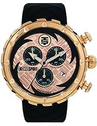TECHNO Sport Mujer Chrono Reloj–Velvet Rose Gold