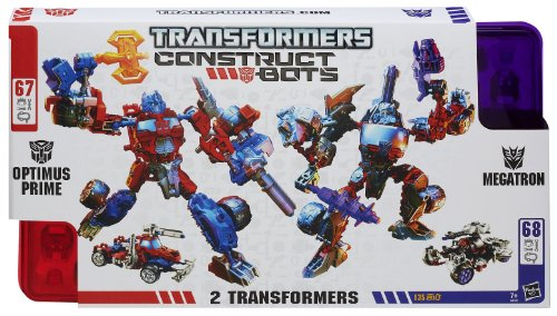 Transformers A3741E350 Construct-Bots Ultimate Battle Pack