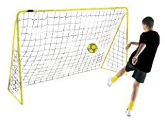Idea Regalo - Kickmaster, Porta da calcio da 2,10 mt
