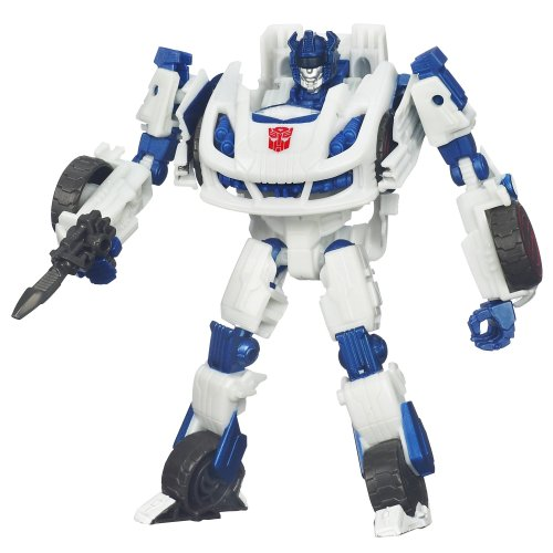 Transformers Generations Fall of Cybertron Series 1 Autobot Jazz Actionfigur -