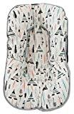 Funda o colchoneta ESPECÍFICA para MATRIX de JANE. Modelo Tipis y plumas (REJILLA 3D)