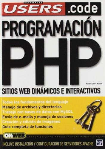 Programacion PHP (Manuales Users)