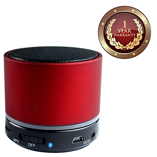 Elevea Mini S10 Portable Wireless Small Round Bluetooth Speaker-Assorted Color(One Year Warranty)