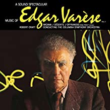 Music of Edgar Varése Vol. 2 /180g