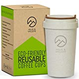 The Good Cup - The Eco-Friendly Rice Husk Reusable Coffee Cup | Heat