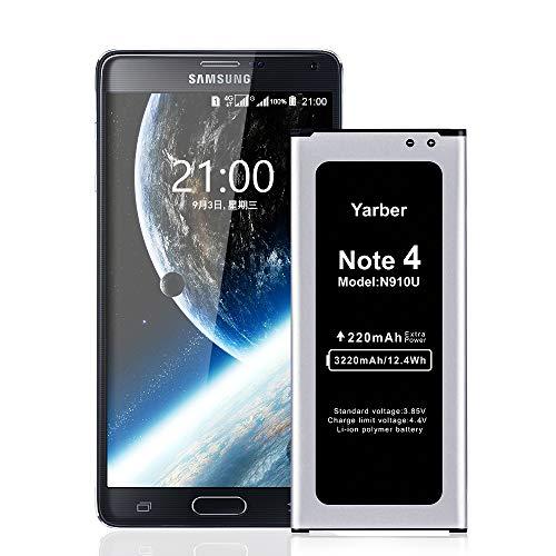 Batería para Samsung Galaxy Note 4