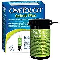 OneTouch Select Plus Blutzuckerteststreifen ( ORT 023227 ),50St preisvergleich bei billige-tabletten.eu