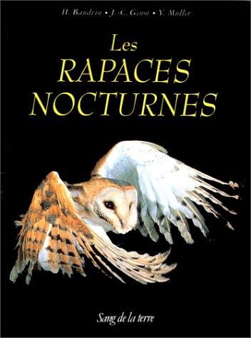 Les rapaces nocturnes par Hugues Baudvin