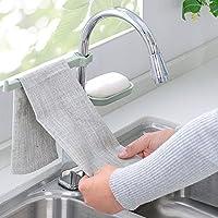 Wandhaken Geschirrtuch Trockentuch Badezimmer Handtuch Halter Slikon Haken Küche