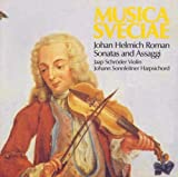 Sonatas & Assaggi by Roman, Johann Helmich (2008-12-23)