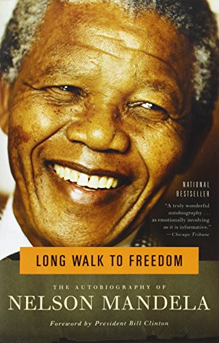 Long Walk to Freedom por Nelson Mandela