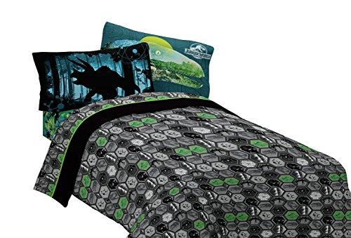 Jurásico Mundo ropa cama Biggest Growl dinosaurio