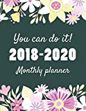 Best Books Months - YOU CAN DO IT 2018-2020 Monthly Planner: The Review