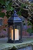Smart Garden - Lanterna con candela a batterie, stile marocchino