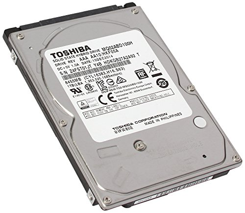 Toshiba MQ02ABF050H Festplatte / HDD - Interne Festplatten (Serial ATA III, Hybrid-HDD, 0 - 60 °C, -40 - 65 °C)