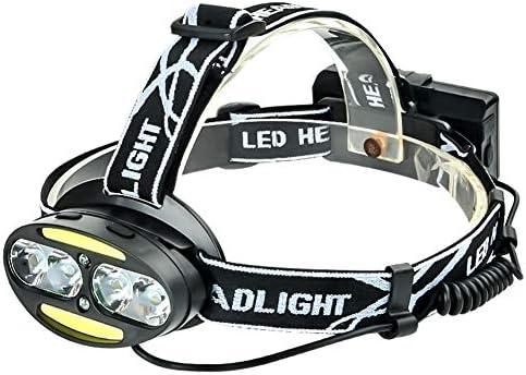 YXZN 6 Fari LED LED LED Multifunzione USB Ricarica Portatile Regolabile Angolo di Illuminazione Esterna,nero,B | vendita di liquidazione  | Buona qualità  214fb6